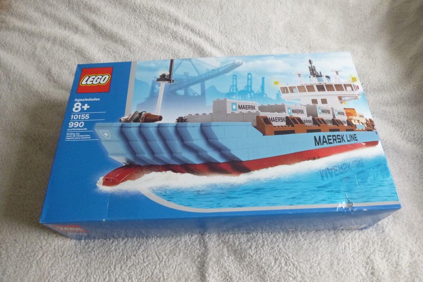 Lego Maersk Line Container Ship set 10155