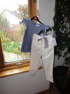 Audacieux Magnifique Pantalon De F&f Et Haut De Young Dimension Neuf Avec étiquettes, Taille 5-6 Y-afficher Le Titre D'origine Convient Aux Hommes Et Aux Femmes De Tous âGes En Toutes Saisons