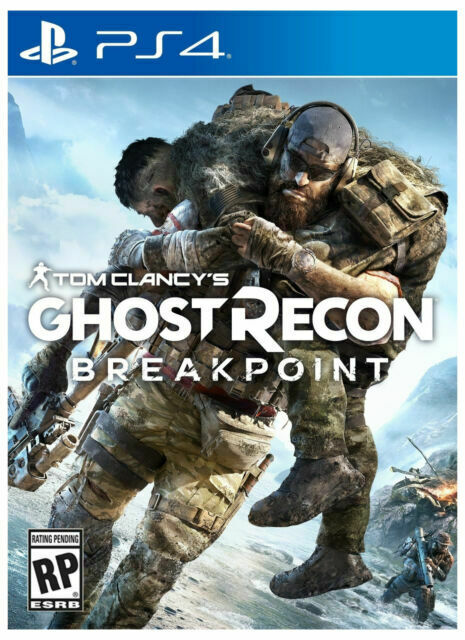 PS STORE - скидки на Ghost Recon Breakpoint Standard Edition