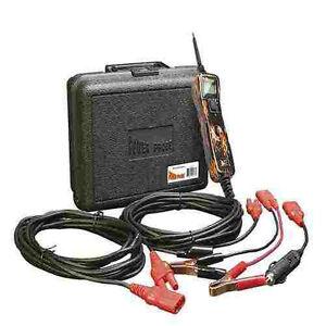 automotive electrical circuit car auto power probe maintence tester kit 12v 24v ebay. Black Bedroom Furniture Sets. Home Design Ideas