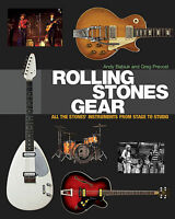 Rolling Stones Gear All The Stones' Instruments From Stage To Studio B 000333181