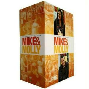 MIKE-and-Molly-the-Complete-Series-Collection-on-DVD-1-6-Season-1-2-3-4-5-amp-6