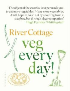 RIVER COTTAGE VEG EVERY DAY MINT FEARNLEY-WHITTINGSTALL HUGH BLOOMSBURY PUBLISHI