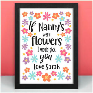 If-Nannys-Were-Flowers-PERSONALISED-Birthday-Gifts-for-Mummy-Mam-Nanna-Her