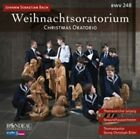 Johann Sebastian Bach Weihnachtsoratorium BWV 248 Christmas Oratorio CD