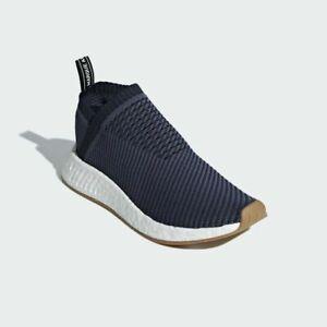 new products 0e40b 34b8e Details about $180 NEW adidas NMD CS2 Primeknit City Sock Sz 11.5 Navy Grey  Gum Boost D96741