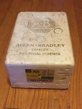 Allen Bradley 702 Coa93 Motor Starter Contactor Size 2 220240 V Coil 3 P C0a93