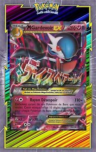 XY11 Offensive Vapeur Losse kaarten ☺ Carte Pokémon M Gardevoir EX 79/114 VF NEUVE Verzamelingen