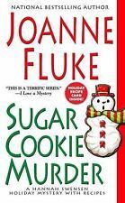 Sugar Cookie Murder by Joanne Fluke (2012, Paperback)