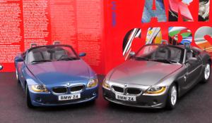 1 18 BMW original manufacturer,BMW Z4 Roadster Alloy die casting car model