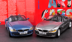 1 18 BMW Fabricante Original BMW Z4 Roadster Aleación Colada Modelo De Auto