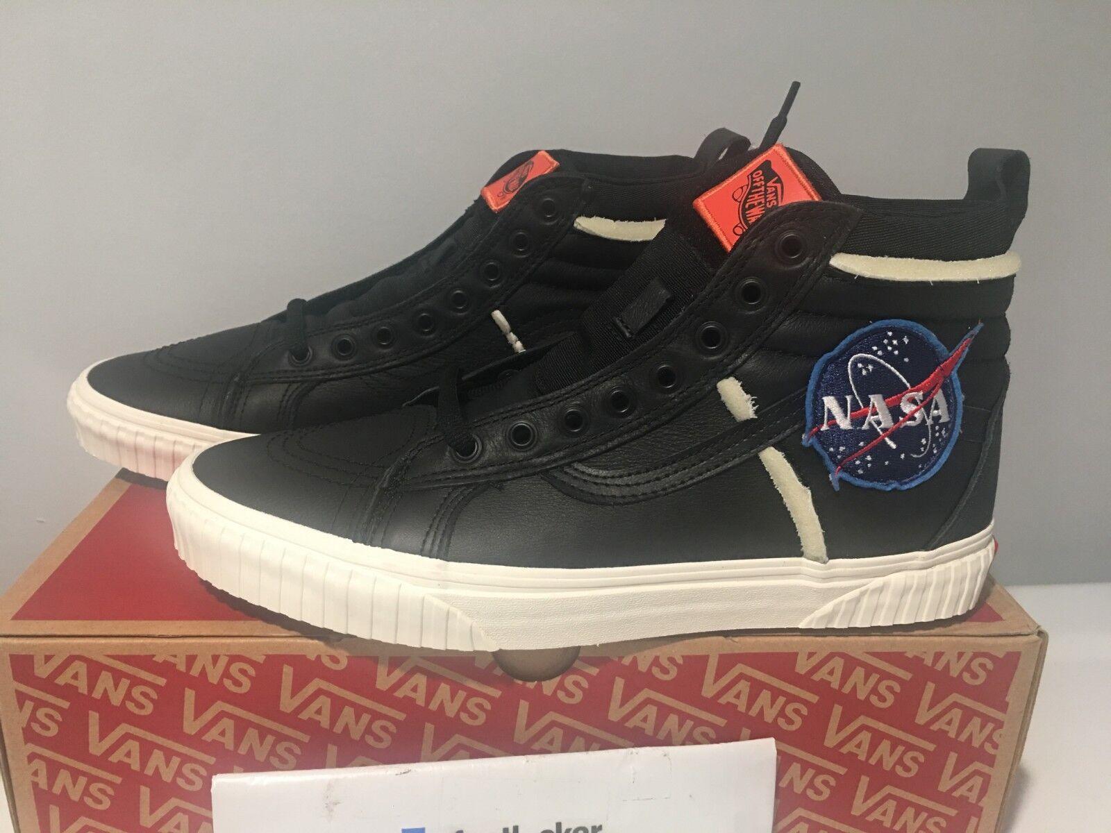 NASA x Vans SK8-Hi 46 All Weather MTE DX Voyager Noir USA Homme Taille 8-13 limitée