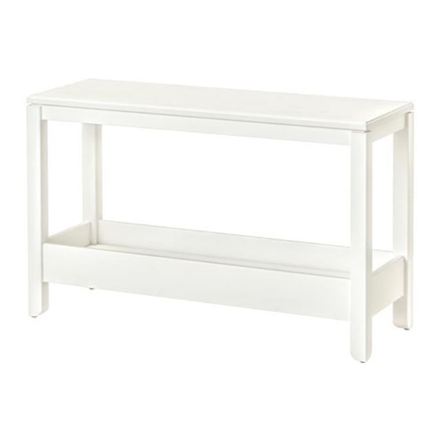 Superb Ikea Havsta Console Table White 404 042 02 Squirreltailoven Fun Painted Chair Ideas Images Squirreltailovenorg