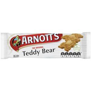 Arnott's Teddy Bear Biscuits 250g