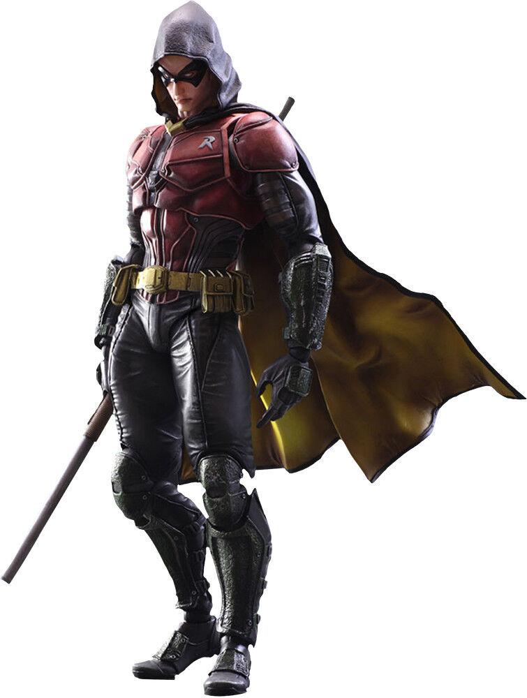 BAThomme   Arkham Knight - 10  Robin Play Arts Kai Action Figure (Square Enix)  nouveau  100% garantie d'ajustement