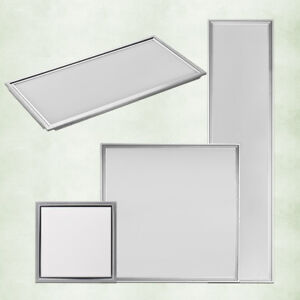 Groovy 1X4 2X2 2X4 Ft 64W 12W Led Troffer Panel Light Recessed Download Free Architecture Designs Scobabritishbridgeorg