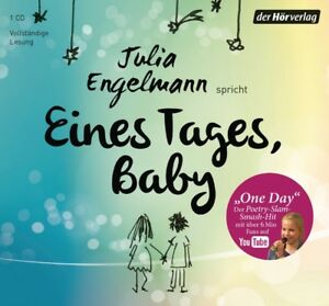 JULIA-ENGELMANN-EINES-TAGES-BABY-CD-NEU