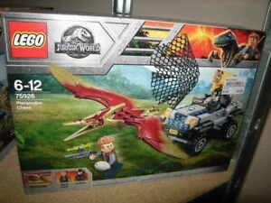 Jagd der Pteranodon LEGO jurassic WORLD 75926 von 6 bis 12 Jahren