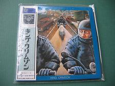 "King Crimson ""VROOOM VROOOM"" 2CD Original Japan Mini-LP CD UICE-9070 (2004) Rmst"