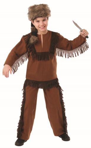 Davy Crockett Daniel Boone Child/'s Costume Size Small 4-6