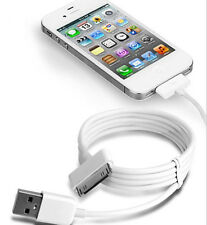 3M 10Ft USB Sync Data Charging Charger Cable Cord for iPhone 4 4S 3GS iPad 2 3 E