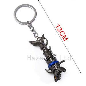 League of Legends LOL Jinx Metal Keychain Key Pendant Cosplay ...