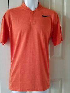 Image is loading Nike-Mens-Golf-Tiger-Dry-Cotton-Blade-Light-