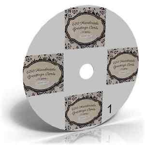 Cardmaking-GALLERY-CD-Vol-1-of-5-650-Handmade-Cards