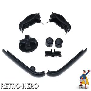 Nintendo-Game-Boy-Advance-Buttons-GBA-Knoepfe-Tasten-gameboy-Pads-Knopf-schwarz