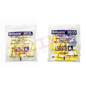 HONEYWELL HOWARD LEIGHT EARPLUGS - BILSOM 303L & Bilsom 303S Ear Plugs SNR 33DB