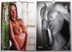 Frauen kalender nackte Schön nackt