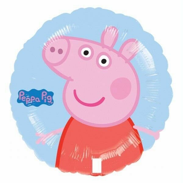 Peppa Pig Lets Put Our Boots On 18 Inch Helium//Air Foil Birthday Party...