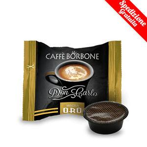 100-CAPSULE-CAFFE-039-BORBONE-MISCELA-ORO-DON-CARLO-A-MODO-MIO-OR