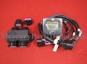 Details about New Mercury/Mercruiser Smartcraft SC1000 System Monitor Kit  79-879896K21 w/J-Box
