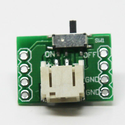 LiPo battery charger add-on for Cactus Micro