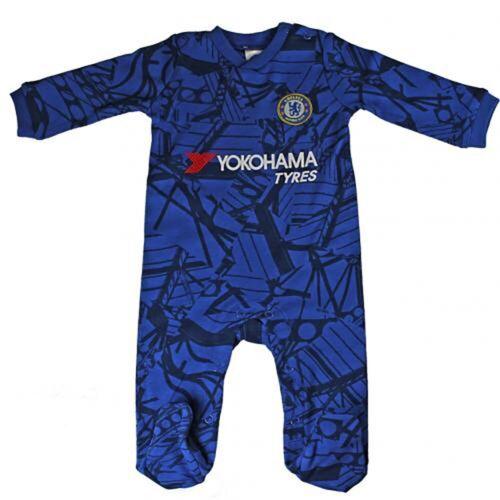 Chelsea F.C GIFT BABY Sleepsuit CM 3//6 Months