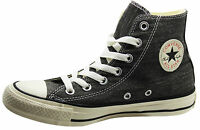 Converse Chuck Taylor All Star Hi Top Unisex Trainers Canvas Grey 147034C D116