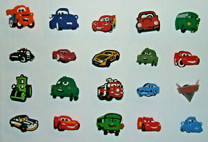 SHOE-CHARMS-D1-inspired-by-TRANSPORT-CUTE-CAR-TRUCK-20DC-Pack-of-20