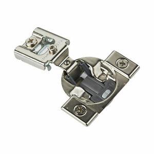 """Blum Blumotion 39C Cabinet Hinges 1-5//16/"""" Overlay Soft Close 39C355B.21"""