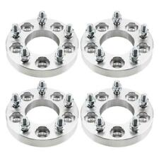 4pc 1 Wheel Spacers For Honda Civic Accord Adapters Lugs Stud 5x1143 To 5x120