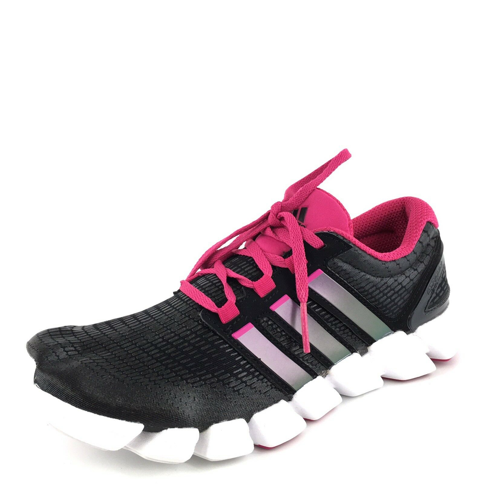 ae980511ca8 Adidas Adipure Crazyquick Black Mesh Athletic Athletic Athletic Running  Shoes Womens Size 8.5 M  a3c113 2010 Nike Air ...