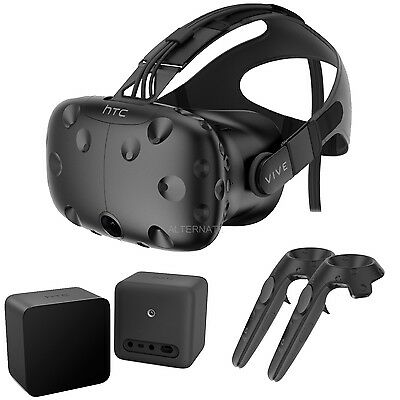 HTC Vive Virtual-Reality-Brille VR Gaming OLED Display 1200p Pentile-Matrix
