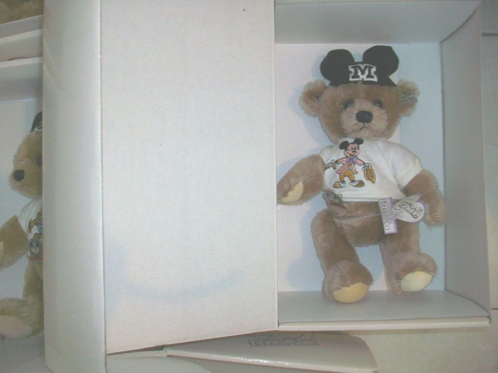 Annette Funicello BEAR  MONDAY MOUSEKEBEAR   1st IN DAYS OF THE WEEK