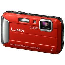 Panasonic LUMIX FT30 16.0MP Digitalkamera - Rot