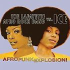 Afro Funk Explosion! by Ice (Lafayette Afro Rock Band)/Lafayette Afro Rock Band (CD, Oct-2016, 2 Discs, Manifesto)