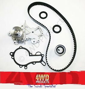 Water-Pump-Timing-kit-Suzuki-Vitara-3-5Dr-X90-91-97-Baleno-95-01-1-6-G16B