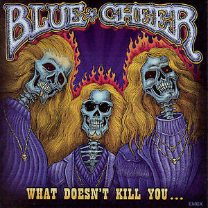 Blue Cheer-What Doesnt Kill You CD