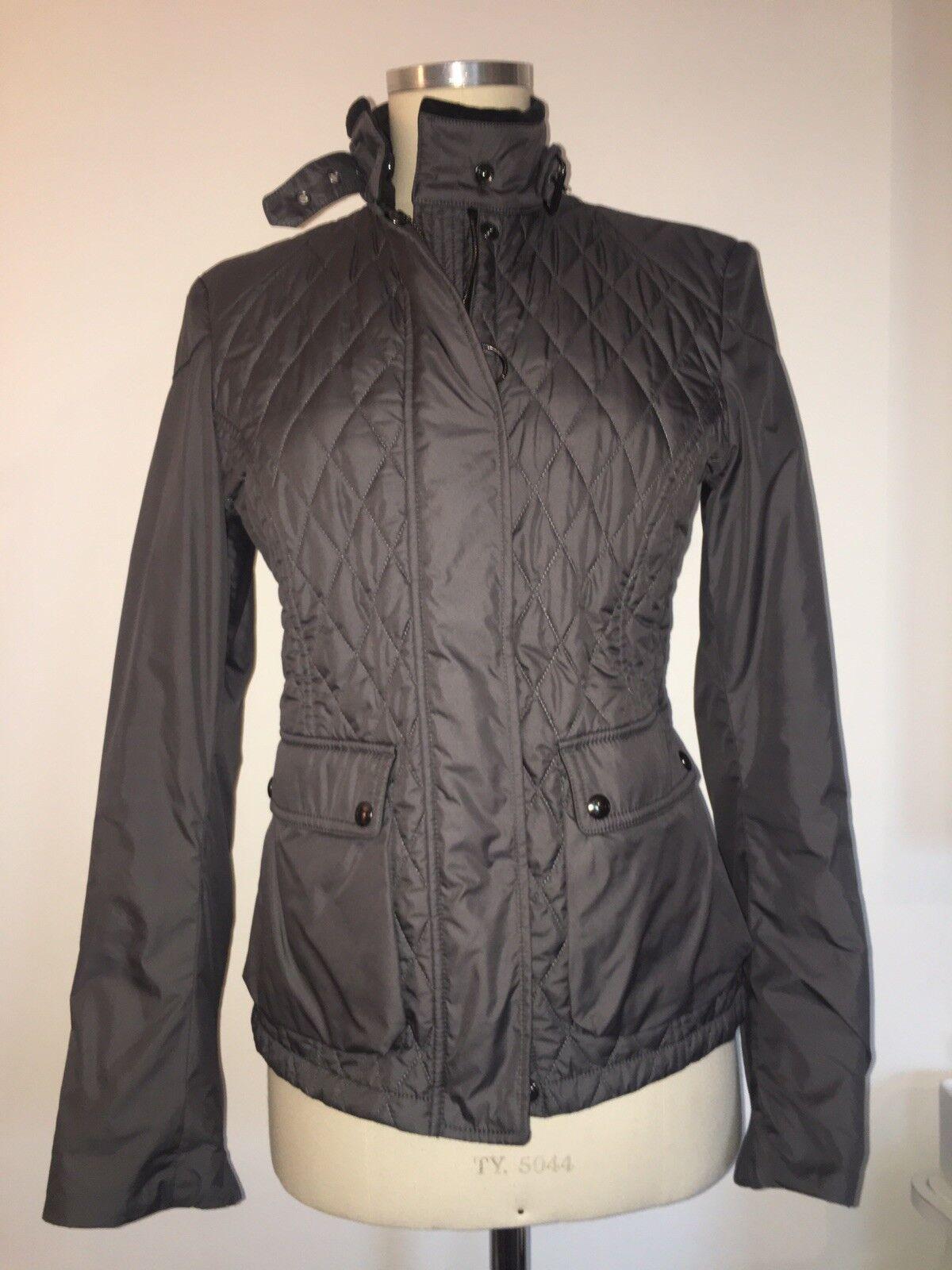 a000dddc1d58b0 Belstaff Biker Jacke Parker 46 38 40) M L Grau Top Original Jacket ...