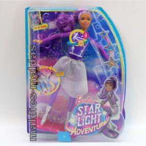 BARBIE STAR LIGHT sternenglitzer hoverboard Sally dlt23 Lights & Sounds Nuovo/Scatola Originale