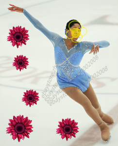 Ice Skating Dress.Figure Skating Dress.Competition Baton Twirling Dance Costume